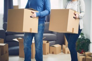 5 Moving Ideas for First Time Homeowner