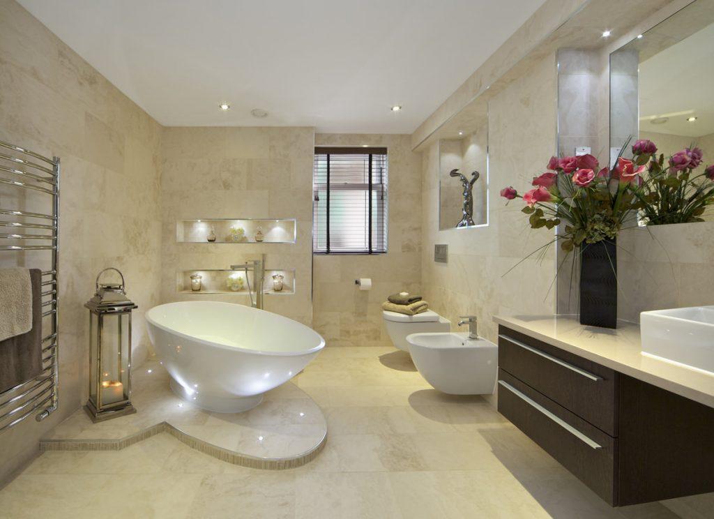 Luxury Bathroom Ideas For 2019